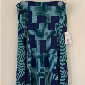Lularoe maxi skirt/midi dress